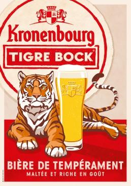 TigreBock kronenbourg