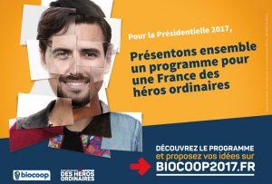 Biocoop Présidentielles